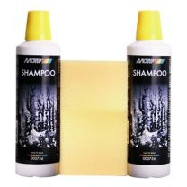 MOTIP SHAMPOO WASH AND SHINE 2X 500ML (SET)