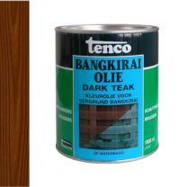 TENCO BANGKIRAI OLIE DARK TEAK W.B. 1LTR