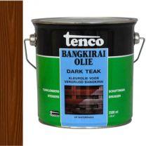 TENCO BANGKIRAI OLIE DARK TEAK W.B. 2,5LTR