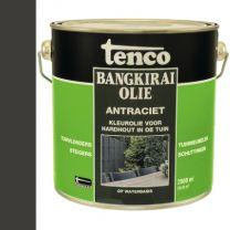 TENCO BANGKIRAI OLIE ANTRACIET W.B. 2,5LTR