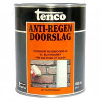 TENCO ANTI-REGENDOORSLAG WB 1LTR