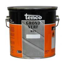 TENCO GRONDVERF WIT 2,5LTR