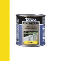 TENCOFERRO 404 DEKKEND GEEL 250ML