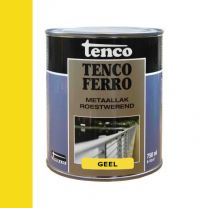 TENCOFERRO 404 DEKKEND GEEL 750ML
