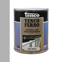 TENCOFERRO 405 DEKKEND GRIJS 750ML
