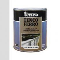 TENCOFERRO 409 DEKKEND ALUMINIUM 750ML