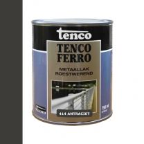 TENCOFERRO 414 DEKKEND ANTRACIET 750ML
