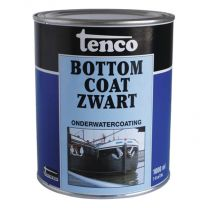 TENCO BOTTOM COAT ZWART 1LTR (TEERVRIJ)