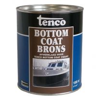 TENCO BOTTOM COAT BRONS 1LTR (TEERVRIJ)