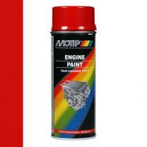 MOTIP ENGINE PAINT 110°C  HG VOLVO RED 400ML