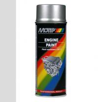 MOTIP ENGINE PAINT 110°C  HG  ALUMINIUM 400ML
