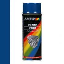 MOTIP ENGINE PAINT 150°C  HG FORD BLUE 400ML