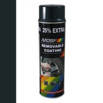 MOTIP SPRAYPLAST 500ML CARBON