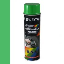 MOTIP SPRAYPLAST 500ML GROEN