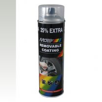 MOTIP SPRAYPLAST 500ML TRANSPARANT GLOSS