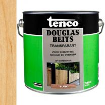 TENCO DOUGLAS BEITS TRANSPARANT BLANK 2,5LTR
