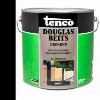 TENCO DOUGLAS BEITS DEKKEND ZWART 2,5LTR