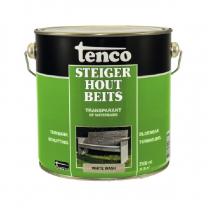 TENCO STEIGERHOUTBEITS WHITE WASH 2,5LTR