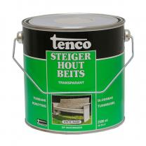 TENCO STEIGERHOUTBEITS GREY WASH 2,5LTR