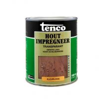 TENCO HOUT IMPREGNEER TRANSPARANT 1LTR