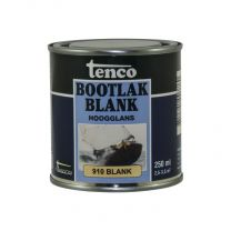 TENCO BOOTLAK 910 BLANK 250ML