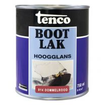 TENCO BOOTLAK 914 DOMMELROOD 750ML