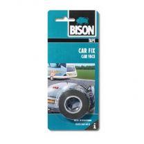 BISON CAR FIX 1 ROL 1,5M X 19MM ZWART