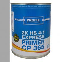 PROFIX HS FILLER 4:1 CP365 GRIJS  0,80LTR