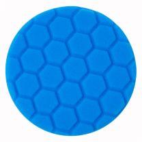 BTC LINE BLUE POETSPAD BLAUW ZACHT Ø 135MM