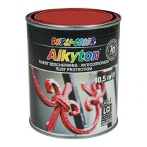 DC ALKYTON 750ML ZG RAL 3000 FIRE RED