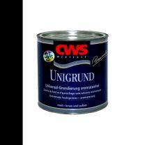 CWS WERTLACK ®  UNIGRUND ZWART 9005 375 ML