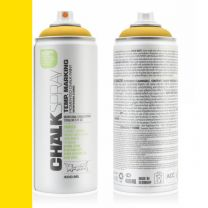 MONTANA 400ML CHALKSPRAY YELLOW 1020