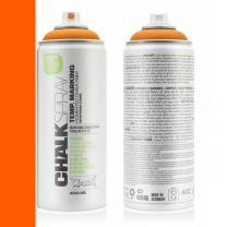 MONTANA 400ML CHALKSPRAY ORANGE 2010