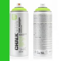 MONTANA 400ML CHALKSPRAY GREEN 6050