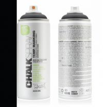 MONTANA 400ML CHALKSPRAY BLACK 9000
