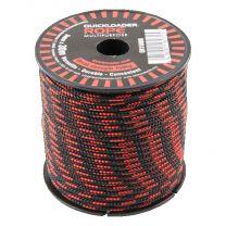 QL ROPE BLACK/RED 150KG 3MMX30MTR