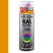 DUPLICOLOR ACRYL 400ML HG RAL 1006 MAIS GEEL