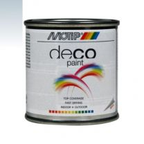 MOTIP DECO PAINT 100ML CLEAR VARNISH ALKYD HOOGGLANS