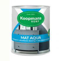KOOPMANS AQUA MAT 373 WIT 750 ML