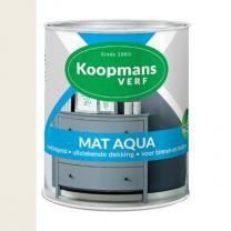 KOOPMANS AQUA MAT 9010 ECHT WIT 750 ML