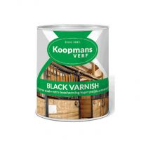 KOOPMANS BLACK VARNISH 750ML