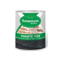 KOOPMANS ZWARTE TEER 750ML
