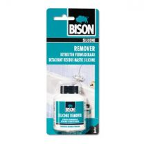 BISON SILICONE REMOVER 100ML POT KAART