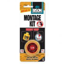BISON MONTAGEKIT DIRECT GRIP TAPE KAART 1,5M X 19MM