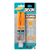 BISON KOMBI TURBO 1X 24 ML DUBBELSPUIT KAART
