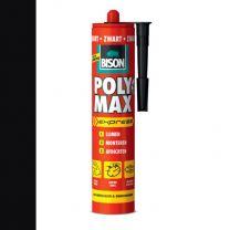 BISON POLY MAX EXPRESS 425G KOKER ZWART