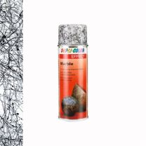DC MARBLE SPRAY 200ML ZWART