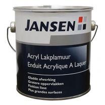 JANSEN ACRYL LAKPLAMUUR 2,5KG