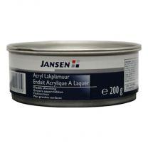 JANSEN ACRYL LAKPLAMUUR 200 GRAM