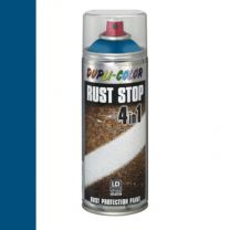 DUPLICOLOR RUST STOP 4-IN-1 400ML RAL 5010 ENZIANBLAUW